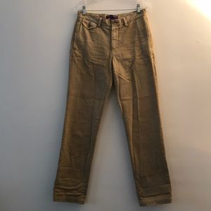 Ralph Lauren Collection Khaki Pants Sz 4 NWT